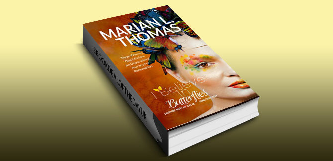 women's fiction contemporary romance ebook I Believe In Butterflies by Marian L. Thomas