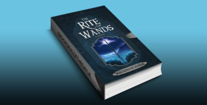 "yalit fantasy ebook ""The Rite of Wands"" by Mackenzie Flohr"