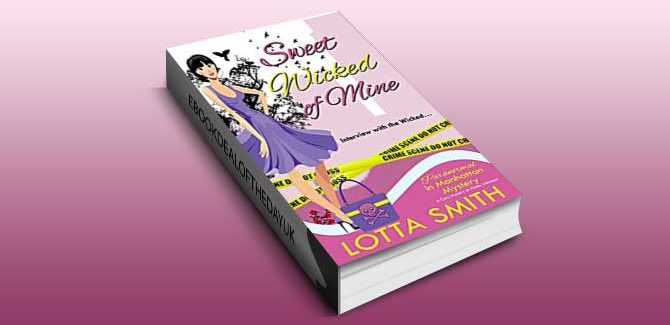 paranormal cozy mystery ebook Sweet Wicked of Mine (Paranormal in Manhattan Mystery Book 5) by Lotta Smith