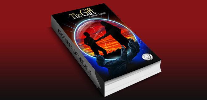 fantasy fiction novel The Gift by Jonathan Lynch