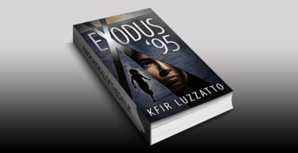 "action thriller ebook ""Exodus '95"" by Kfir Luzzatto"