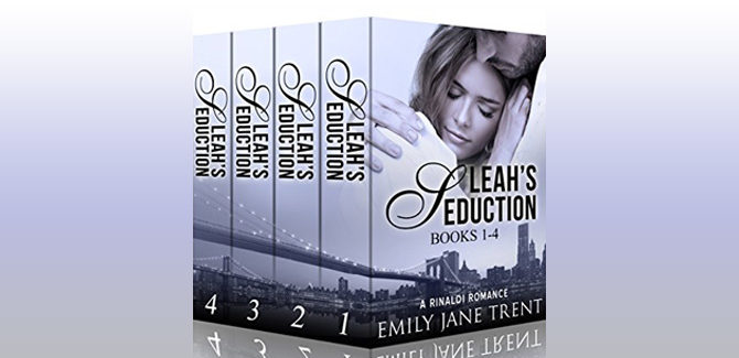 new adult romance ebooks Leah's Seduction (Books 1-4) (Gianni and Leah) by Emily Jane Trent