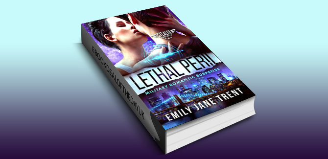 romantic suspense ebook Lethal Peril: Military Romantic Suspense (Stealth Security Book 2) by Emily Jane Trent