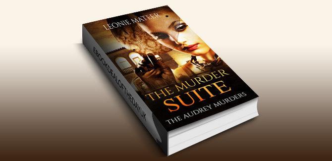 murder & mystery ebook The Murder Suite: The Audrey Murders by Leonie Mateer