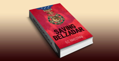 "children's ebook adventure ""Saving Belzadar"" by G.C. Rakestraw"