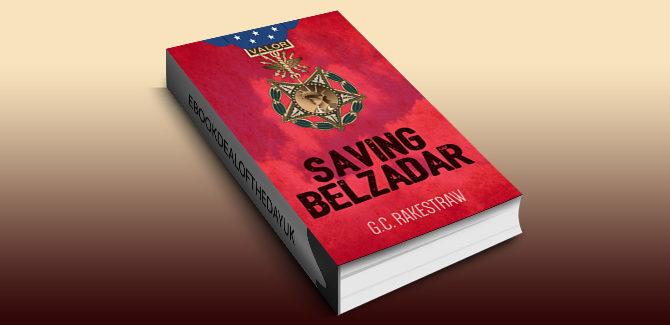 children's ebook adventure Saving Belzadar by G.C. Rakestraw