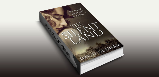 historical fiction kindle book The Silent Land by David Dunham