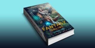 """ya scifi ebook """"Fantasy Online: Hyperborea"""" by Harmon Cooper"""