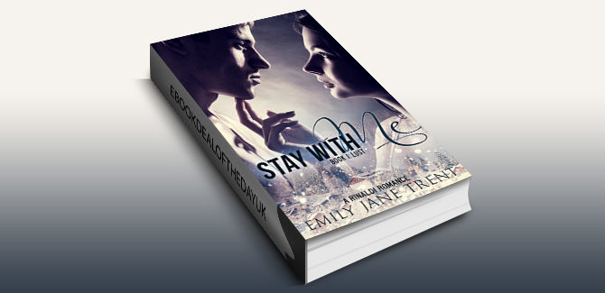 new adult romantic suspense ebook Stay With Me (Book 1: Lust) (Kyra's Story) by Emily Jane Trent