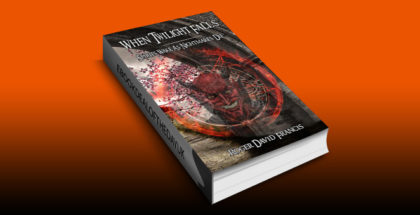 "supernatural horror fantasy ebook ""When Twilight Falls: Spirits Wake As Nightmares Die"" by Roger David Francis"