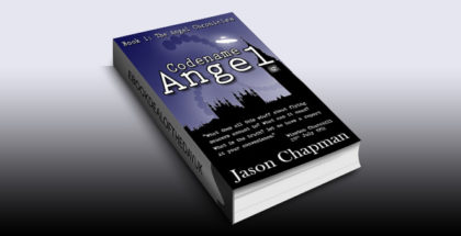 "historical scifi thriller ebook ""Codename Angel: Cold War Thriller Series 1"" by Jason Chapman"
