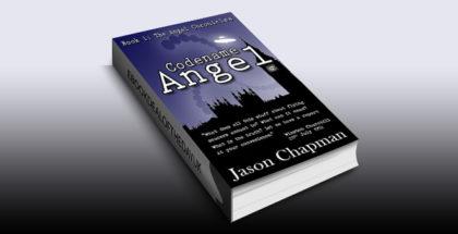 "historical scifi thriller ebook ""Codename Angel: Cold War Thriller Series 1"" by Jason Chapman"