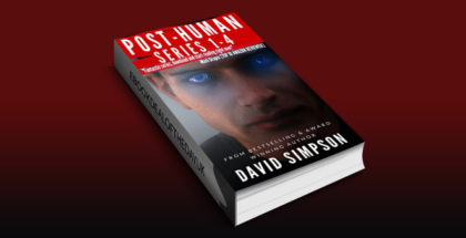 "scifi kindle ebook ""Post-Human Omnibus Edition (1-4) (Post-Human Series)"" by David Simpson"