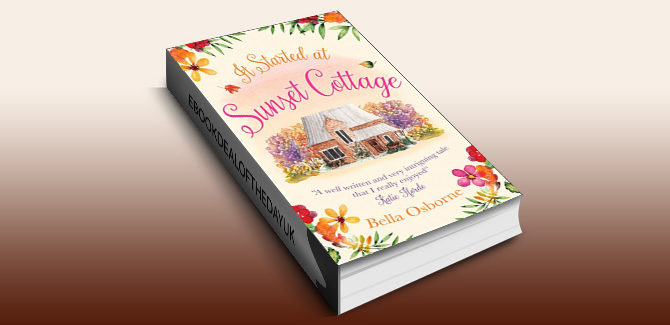 romantic comedy ebook It Started at Sunset Cottage by Bella Osborne