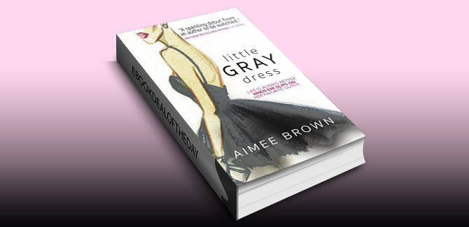 chic-it romantic comedy ebook Little Gray Dress by Aimee Brown