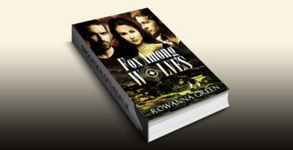 "romantic suspense thriller ebook ""Fox Among Wolves (Hostage Series Book 1)"" by Rowanna Green"