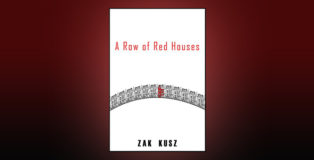 "dystopian shortstory ebook ""A Row of Red Houses"" by Zak Kusz"