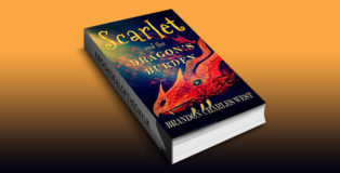 "ya middle grade fantasy ebook ""Scarlet and the Dragon's Burden (Scarlet Hopewell Series Book 2)"" by Brandon Charles West"