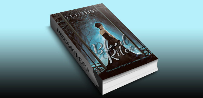 paranormal fantasy ebook Blood Rites (The Blood Rites Trilogy Book 1) by S.L. Perrine
