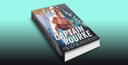 "romantic suspense ebook ""Captain Rourke"" by Helena Newbury"