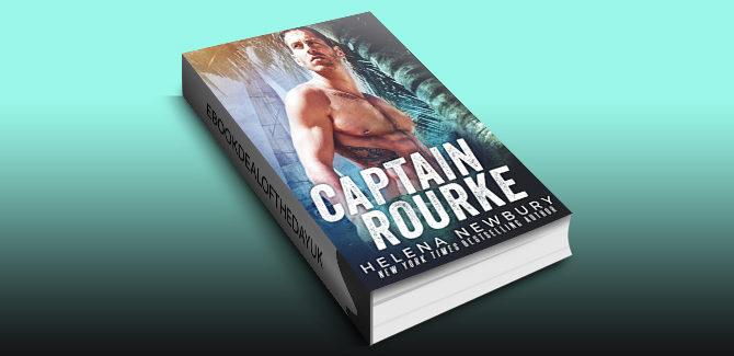 romantic suspense ebook Captain Rourke by Helena Newbury