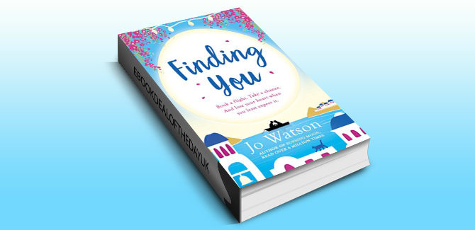 Finding You: A gorgeous beach read full of laughter and love by Jo Watson