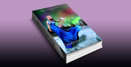"Christmas fairytale fantasy ebook ""Serenity's Song"" by Lynn Landes"