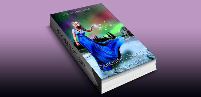 Christmas fairytale fantasy ebook Serenity's Song by Lynn Landes