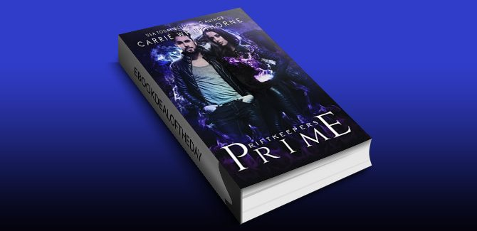 Riftkeepers: Prime by Carrie Whitethorne