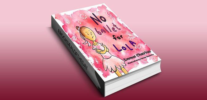 No Ballet For Lola ,Emma Charles, children's ebook, children's picture book