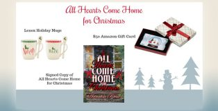 ANNALISA RUSSO's All Hearts Come Home for Christmas Ultimate Holiday Giveaway!