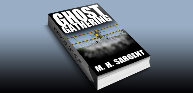 Ghost Gathering (An MP-5 CIA Series Thriller Book 8) by M.H. Sargent