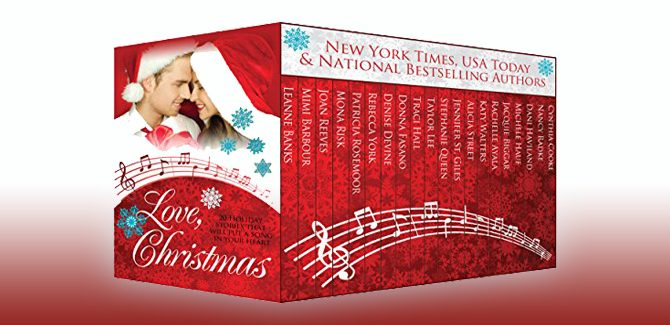 Love, Christmas - Holiday stories that will put a song in your heart! by Mimi Barbour + more!