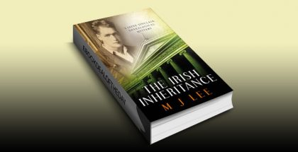 The Irish Inheritance: A Jayne Sinclair Genealogical Mystery by M J Lee