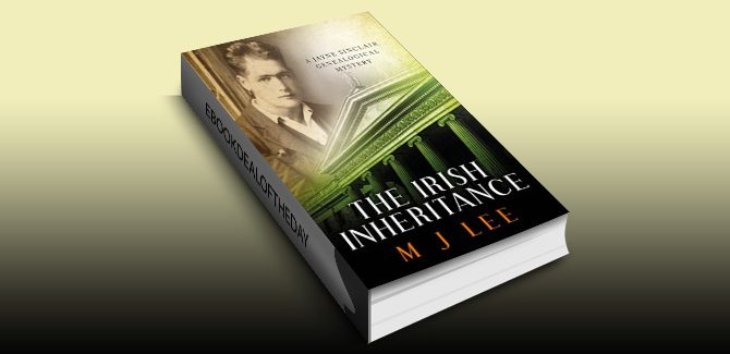 The Irish Inheritance: A Jayne Sinclair Genealogical Mystery by M J Lee