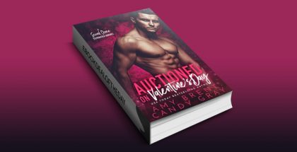 Auctioned on Valentine's Day: A Second Chance Stepbrother Romance by Amy Brent