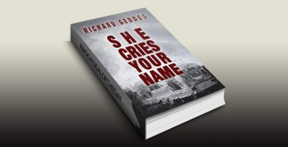 She Cries Your Name by Richard Geddes