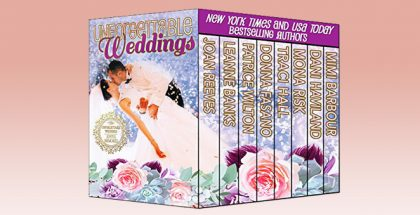 Unforgettable Weddings - Joyful Memories (The Unforgettables Book 8) by Mimi Barbour + more!