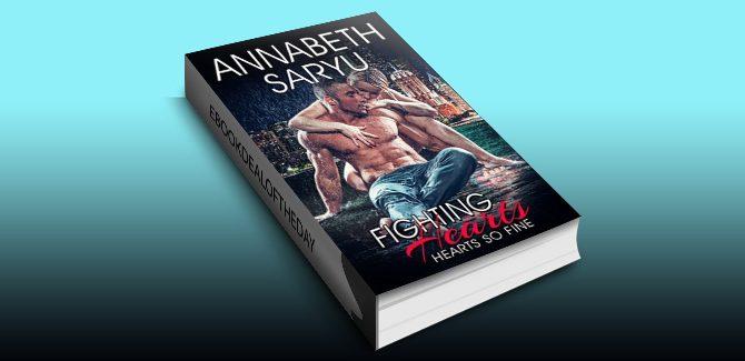 Fighting Hearts (Hearts So Fine Book 1) by Annabeth Saryu