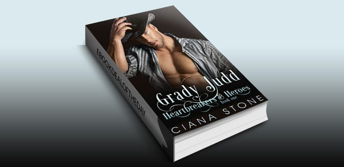 Grady Judd (Heartbreakers & Heroes Book 1) by Ciana Stone