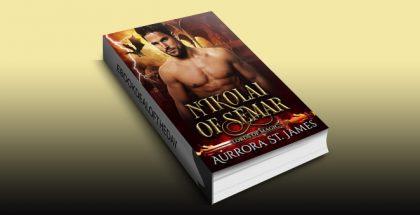 Nikolai of Semar (Lords of Magic Book 3) by Aurrora St. James