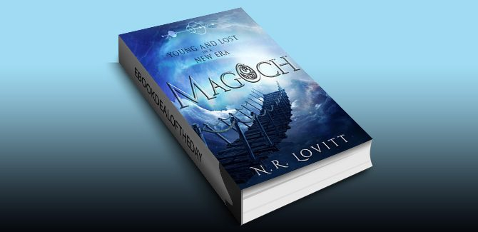 Magoch: Young and Lost in a New Era by N.R. Lovitt