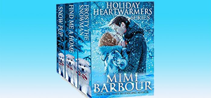 Holiday Heartwarmers by Mimi Barbour