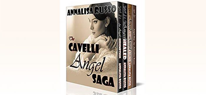 The Cavelli Angel Saga: The Complete Boxed Set by Annalisa Russo