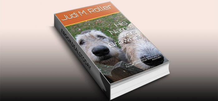 His Name was Brownie by Judi M. Roller