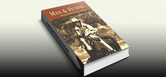 Man & Horse by John Egenes