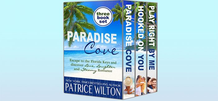 PARADISE COVE - 3 BOOK SET by Patrice Wilton