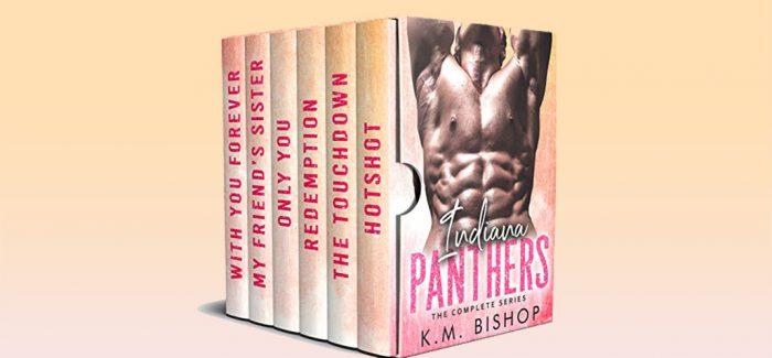 Indiana Panther by K. M. Bishop