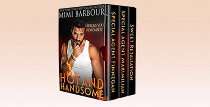 Hot and Handsome by Mimi Barbour