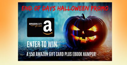 Giveaway: End of Days Halloween Promo